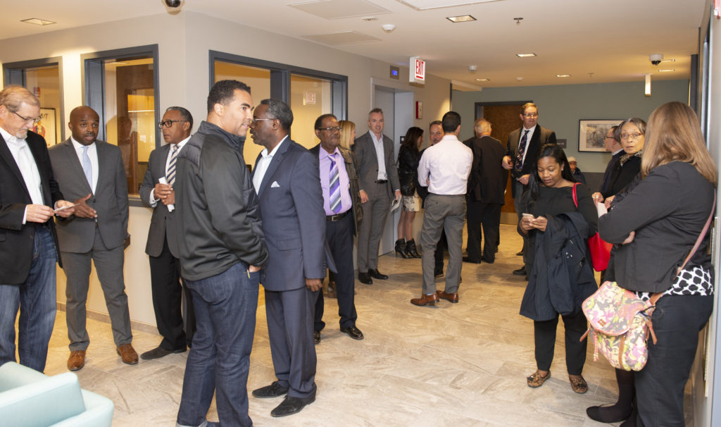 Brainerd Park Apartments Celebrates Grand Opening