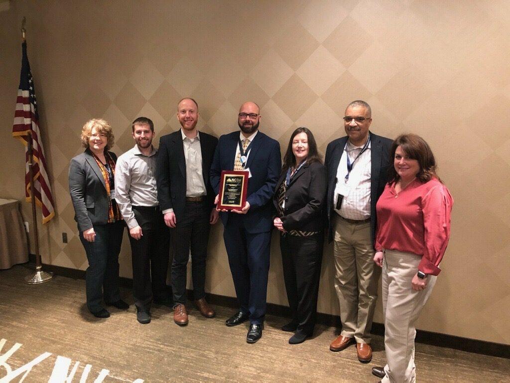 McHenry County Celebrates Winning Audrey Nelson Community Development Award from the National Community Development Association